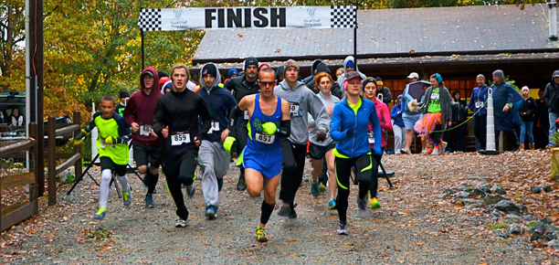 Race to the Cove 5K