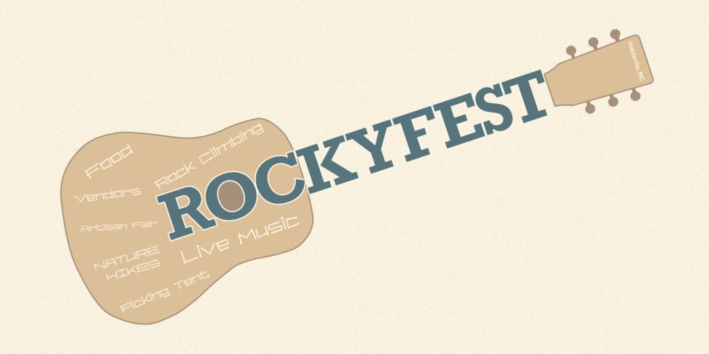 RockyFest logo
