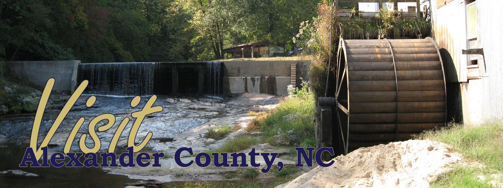 Visit Alexander County, NC